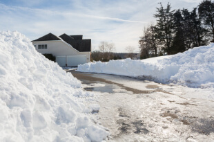 snow plowing services in Scarsdale, NY